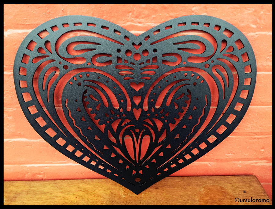 heart wall art 2